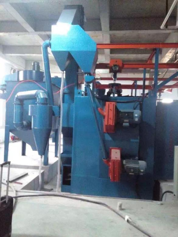 JX Company's Blasting Machine was Highly Praised by Customer
