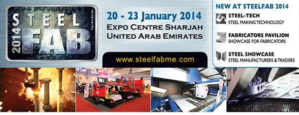 JX Abrasives at Steel Fab 2014, 4223 Hall 5