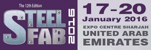 JX Abrasives Will Attend The 12th Steel Fab Exhibition