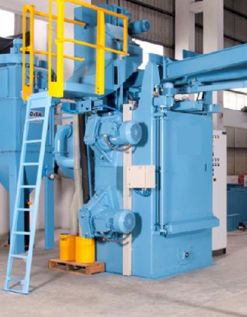 Improvement for Chinese Shot Blasting Machine Manufacturers