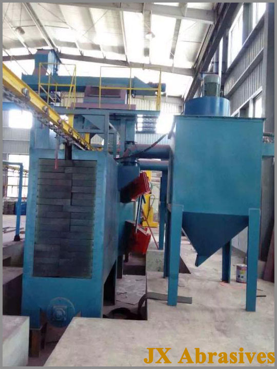 Multi-Functional Shot Blasting Machine
