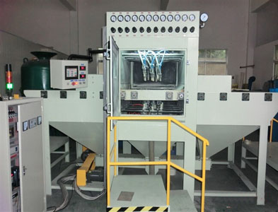 How to Choose the Suitable Blasting & Peening Equipment